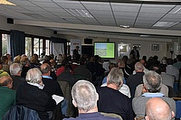 Packed programme at Dennis SISIS Groundsman Seminar