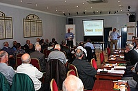 Dennis and SISIS have concluded their 2013 series of educational events with the recent bowling green maintenance seminars in Scotland.
