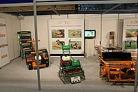 Dennis and SISIS return to BTME 2014 on stand A4 with a range of turf maintenance machines which are built to perform.