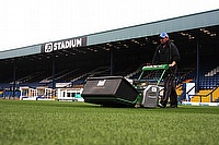Dennis G860 plays another Gigg for Bury FC
