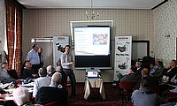 Dennis and SISIS have concluded their successful 'on the green' education seminars for spring 2014