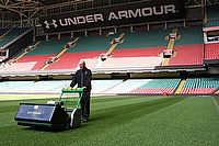Dennis G860 just 'perfect' for the Principality Stadium