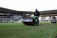Groundsman of the year praises Dennis Mowers