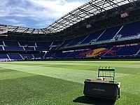 New York Red Bulls and the Dennis G34D