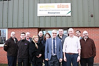 A number of the UK trade press recently visited the Dennis and SISIS factory for an exclusive behind the scenes look.