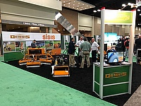 Dennis exhibiting at GIS 2019