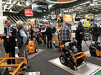 Dennis Mowers launch a new range of products at SALTEX 2019
