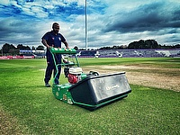 Dennis G34D picture perfect at Durham CCC