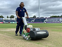 Dennis Razor Ultra in action at Durham CCC