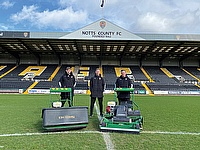 Dennis G860 integral for Notts County FC.