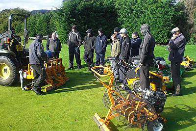 Golf Machinery Roadshow