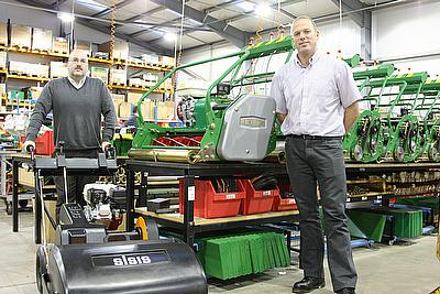 Toby Clarke and Roger Moore have both been promoted at British manufacturer Dennis and SISIS.