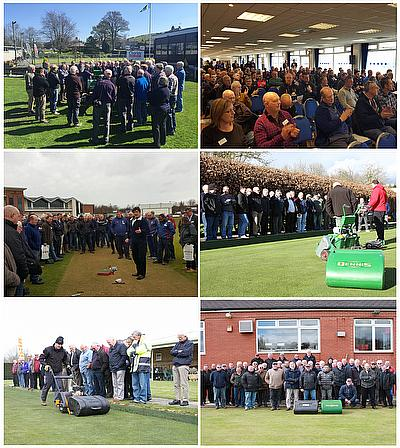 Dennis & SISIS complete successful spring maintenance seminars