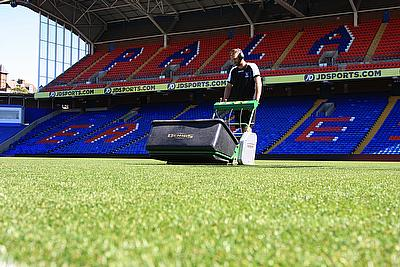 Crystal Palace FC increase fleet of Dennis G860's.