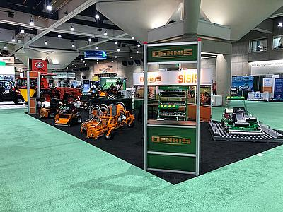 Dennis Mowers & SISIS Equipment at GIS 2020