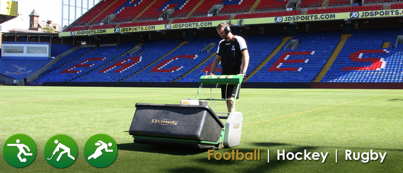 Professional Lawn Mowers And Sports Grounds Maintenance